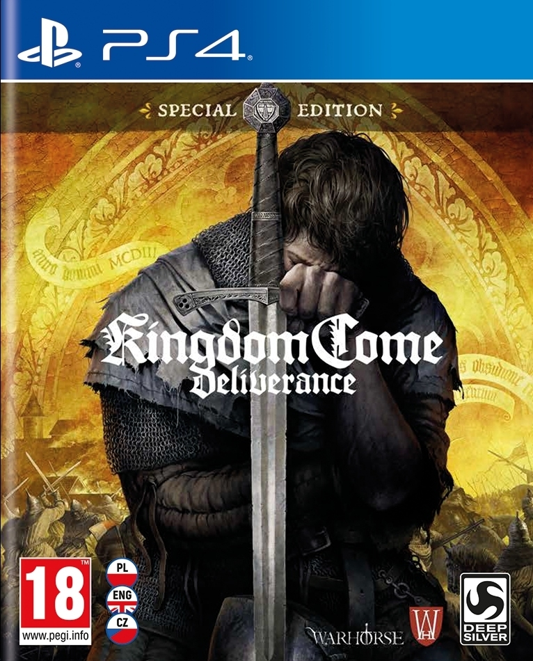 Kingdom Come: Deliverance Special Edition (PS4)